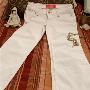 White jeans size 3 from Mossimo
